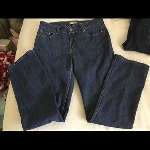 Lee Riders Dark Blue Jeans ! 12 Long